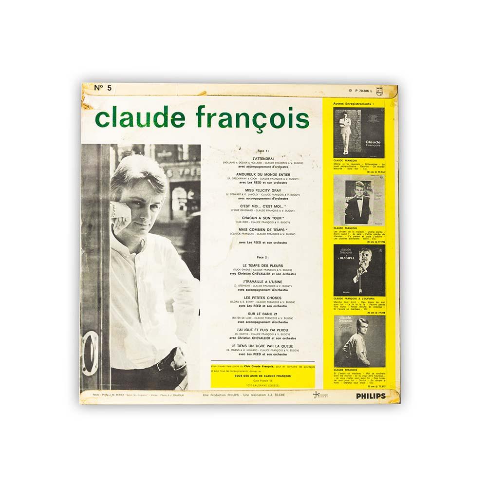 Claude Francois
