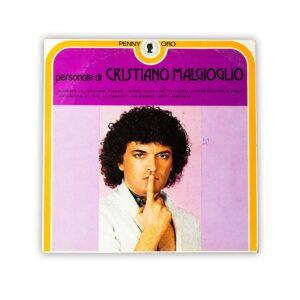 Cristiano Malgioglio - Personale